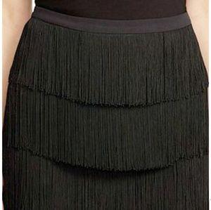 🆕️Ralph Lauren Addie Fringe Skirt